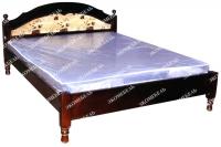 Кровать-тахта Филенка с материалом для дачи