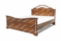 Полутороспальная кровать Амелия
