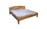 Кровать Бриз c мягкой вставкой  для дачи