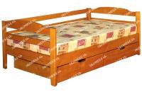 Деревянная кровать Детская с ящиками
