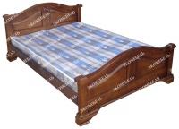 Полутороспальная кровать Европа мод1