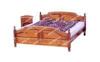Кровать Филенка Классика для дачи