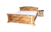 Кровать Клеопатра-1 для дачи