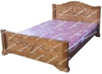Полутороспальная кровать Лилия