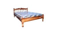 Кровать Марго резная