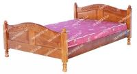 Кровать Муромлянка  для дачи