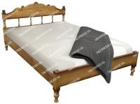Кровать Резная