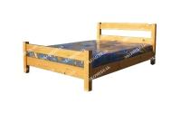 Кровать Романтика 2  для дачи