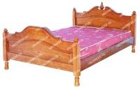Кровать Старорусская для дачи