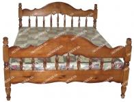 Недорогая кровать Точенка