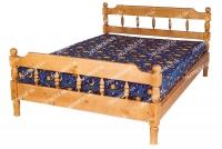 Кровать Точенка Новинка для дачи