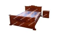 Кровать Виктория Б для дачи