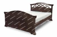 Полутороспальная кровать Вирджиния