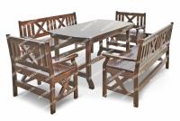 Набор мебели для веранд и террас