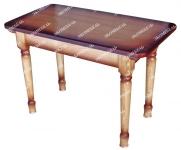 Стол 4 точеные ноги